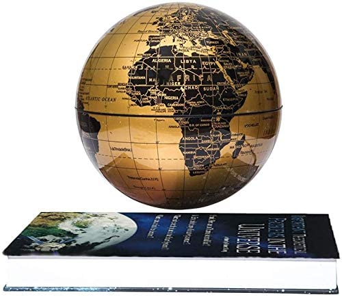 Fashion World Be super Ranking TOP15 welcome Geographic Globes Magnetic Floating Auto-Rotation