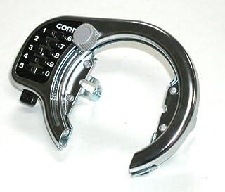 GORIN(ゴリン) ボタン式リング錠 GR-500 CP仕上げ 02063