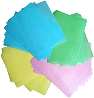 """Colorful Tasty Imaginations Apprentice Wafer Paper, 25 count A4(""""8.5"""" x """"11"""" )Edible Paper for cake printers (pink)"""