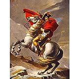 Wee Blue Coo Paintings Portrait Napoleon Bonaparte Emperor