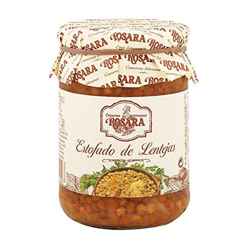 Rosara - stufato di lenticchie - ideale per mangiare al...