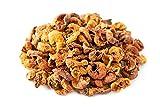 Bayas de espino sin hueso orgánicas 200g BIO, merienda, ecológicas, cosecha silvestre de Uzbekistán, fruta cruda secada deshidratada al sol (no liofilizada), natural 200 gr