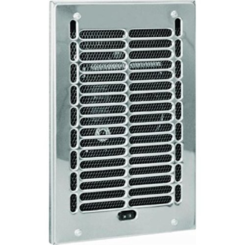 Cadet Safety & Quality 79241 1000 Watt Stainless Steel Wall Heater