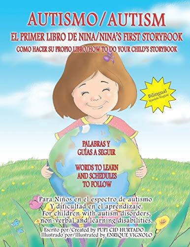 El Primer Libro de Nina: Bilingue Espanol-Ingles