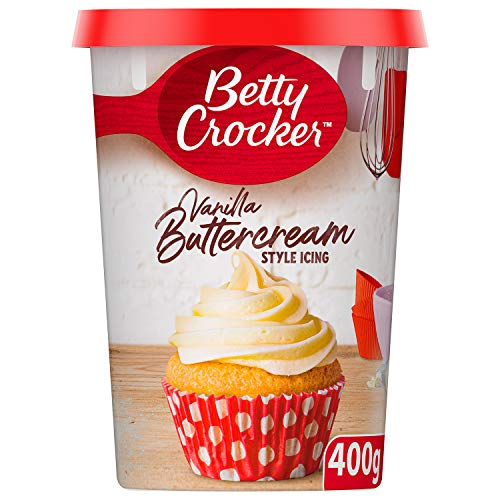 Betty Crocker - Vanilla Butter Cream Style Icing - 400g