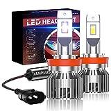 Best H11 Bulbs - XENPLUS H11 H8 H9 LED Headlight Bulbs, 60W Review