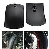 Viviance Guardabarros Delantero Trasero 2 uds para Guardabarros 43cc 47cc 49cc 50cc Mini Moto Quad Dirt Bike ATV
