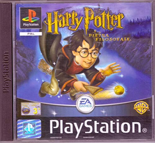 Harry Potter e la pietra Filosofale Ps1