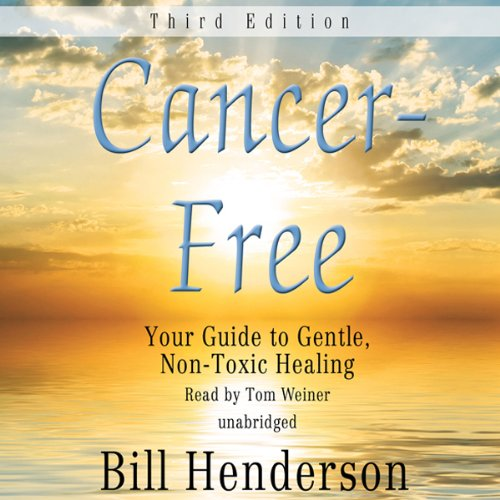 Cancer-Free, Third Edition audiobook cover art