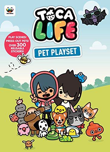 Toca Life Pet Playset (Toca Boca) [Idioma Inglés]