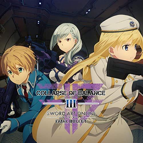 Sword Art Online: Fatal Bullet: DLC 3: Collapse Of Balance - PS4 [Digital Code]