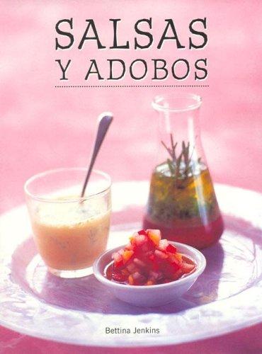 Salsas y adobos (cocina facil)