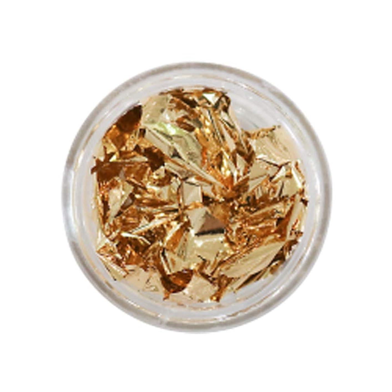 男らしさ樹皮フルーツBonnail(ボンネイル) 箔セレクション サンセットゴールド