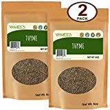 Yamees Thyme – Thyme Leaves – Dried Thyme – Thyme Herb – Thyme Spice – Spanish Thyme -...