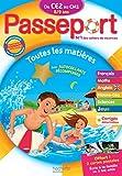 Passeport Du CE2 au CM1 - Cahier de vacances - Hachette Éducation - 10/05/2017