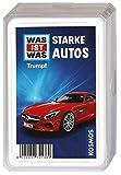 KOSMOS 741389 - WAS IST WAS Starke Autos, Kartenspiel zum Thema Auto, für Kinder ab 8 Jahre,...