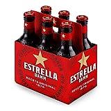 Cerveza Estrella Damm Cesta de 6 Botellas 25cl