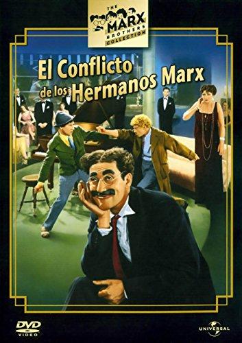 Conflicto de los hermanos Marx [DVD]