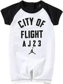 Nike Jordan Baby Boy City of Flight Charlotte Romper