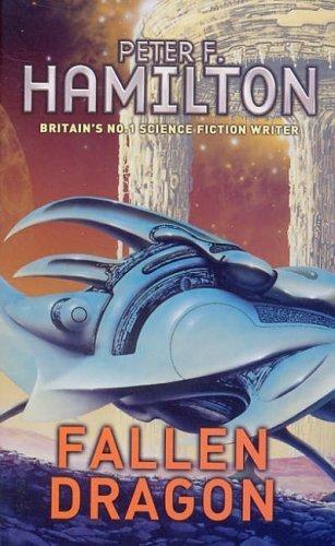 Fallen Dragon by Hamilton. Peter F. ( 2006 ) Paperback