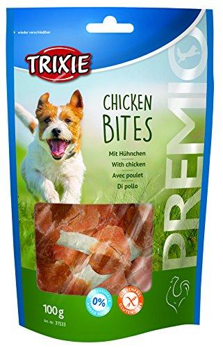 TRIXIE Snack PREMIO Chicken Bites, 100 g, Perro