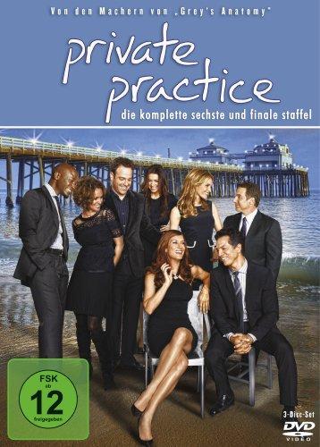Private Practice - Die komplette sechste und finale Staffel [3 DVDs]