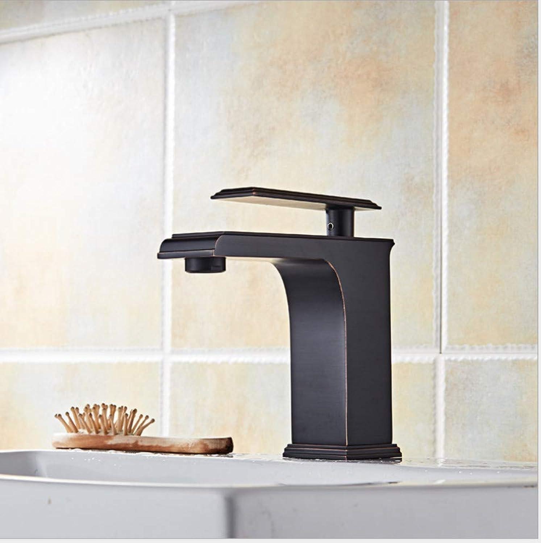 Kitchen Sink Taps Bathroom Sink Taps Head-Up Simple Faucet Antique Home Basin Faucet Copper Faucet Basin Faucet