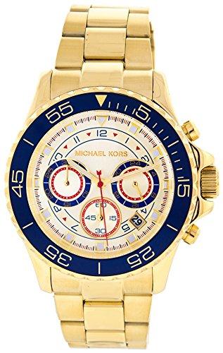 Michael Kors MK5792 Everest Chronograph Quartz Mens Watch: Watches