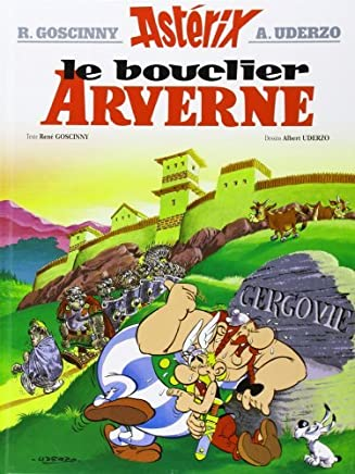 Astrix - Le bouclier arverne - n11 (French Edition) by Goscinny(2004-11-15)