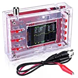 Quimat Pocket-Size Digital Oscilloscope Kit Open Source 2.4' TFT 1Msps with Probe and Protective...