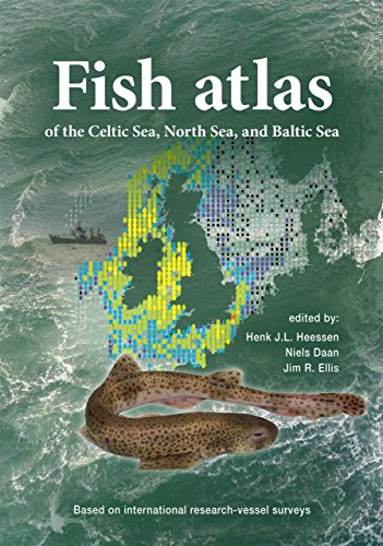 Fish Atlas of the Celtic Sea, North Sea and Baltic Sea: based on international research-vessel surveys