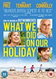 What We Did on Our Holiday [Edizione: Regno Unito] [Import]