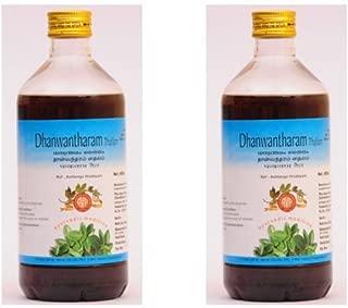 Dhanwantharam Thailam by AVP - 200ml (Pack of 2)
