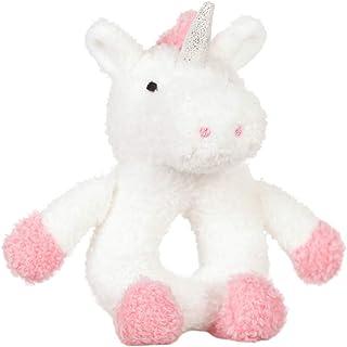 Apricot Lamb Unicorn Stuffed Newborn