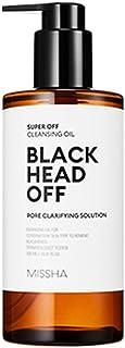 Missha Super Off Cleansing Oil 305ml (Blackhead Off)