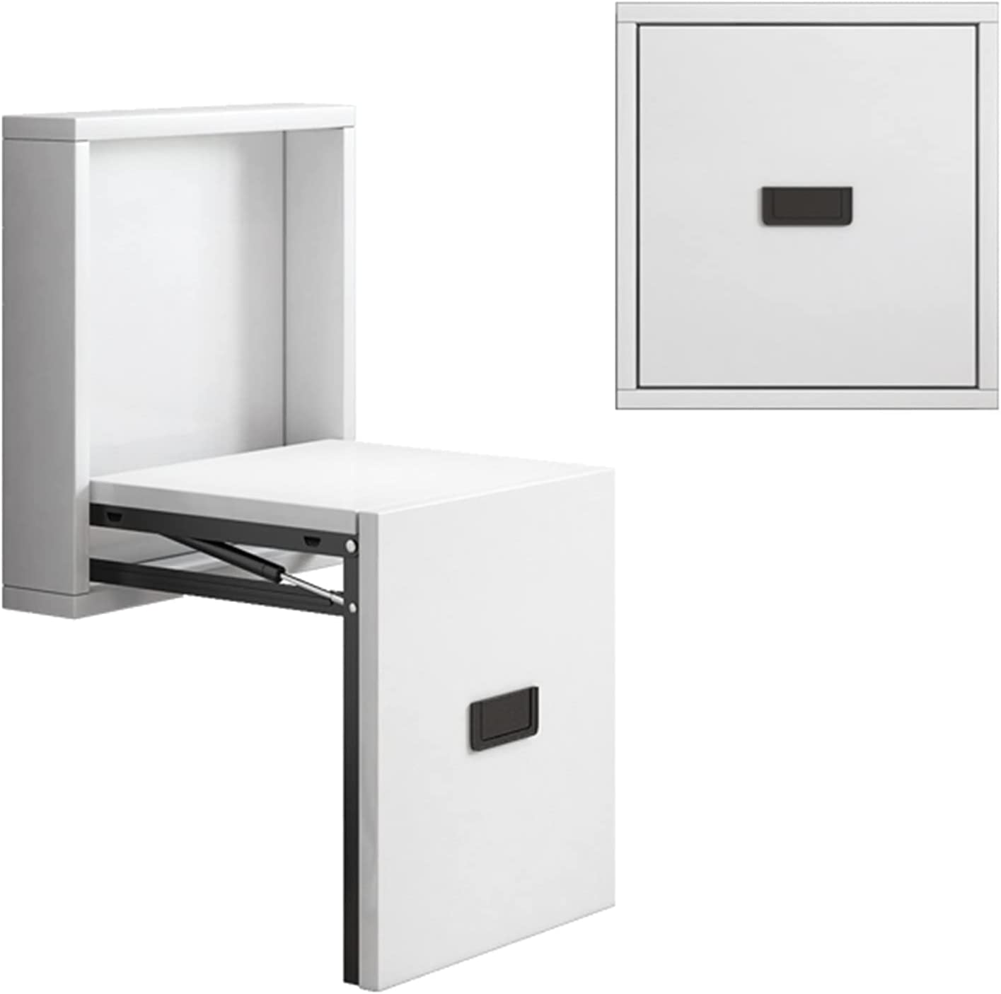 Folding Stool Wall-Mounted Table for Recommendation Wall Factory outlet Corn Corridor Doorway