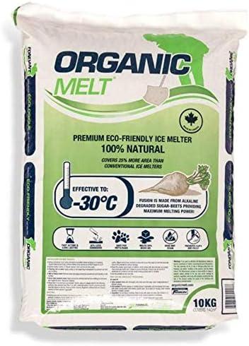 Eco Solutions Organic Melt Premium Granular Ice Snow Melt Pet Friendly Plant and Concrete Safe product image