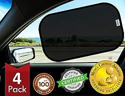 Side Window Sunshades