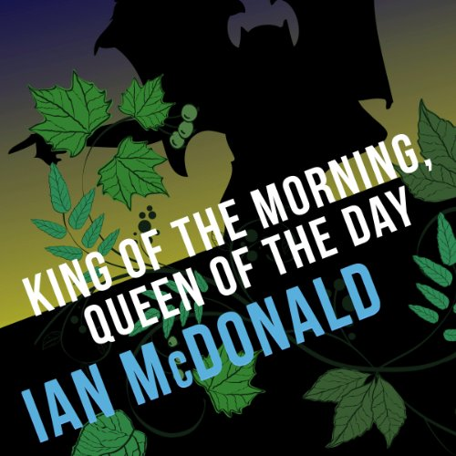 King of the Morning, Queen of the Day audiobook cover art