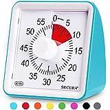 Secura 60-Minute Visual Timer, Classroom...