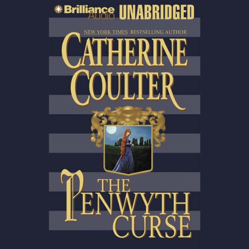 The Penwyth Curse audiobook cover art