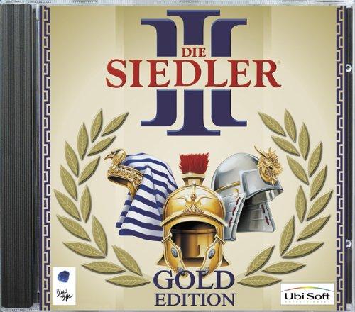 Die Siedler III - Gold Edition inkl. Mission CD + Das Geheimnis der Amazonen [Software Pyramide]