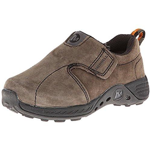 Merrell Jungle Moc Sport A/C Outdoor Shoe (Toddler), Brown/Black, 8 M US Toddler