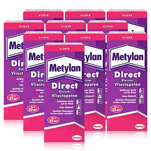 Metylan 200-10 direct MDD20 Tapetenkleister für Vlies-Tapeten, farblos