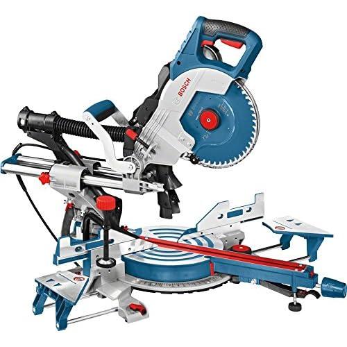 Bosch Professional 0 601 B19 200 Sliding Mitre Saw GCM 8 Sde Professional