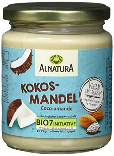 Alnatura Bio Kokos Mandel Creme, vegan (1 x 250 g)