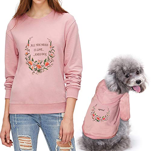 Sweetsweet Parents-Pets Clothes (Mommy-L, Mommy-Pink)