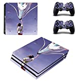 TSWEET Anime Spirited Away Ps4 Pro Stickers Playstation 4 Skin...