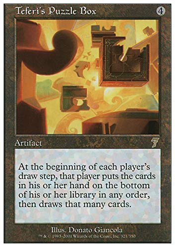 Magic: the Gathering - Teferis Puzzle Box - Seventh Edition by Magic: the Gathering
