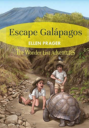 Escape Galápagos (The Wonderlist Adventures, Band 1)